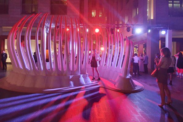 BESIX 3D art pavilion 09